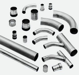 Customized Piping & Fittings