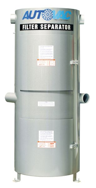 C314-3001, COMPACT Filter Separator