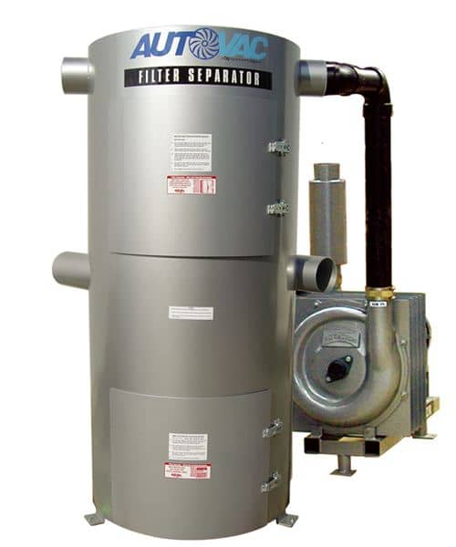 Liberty Vacuum System, 600 Series (Standard 3 Phase)